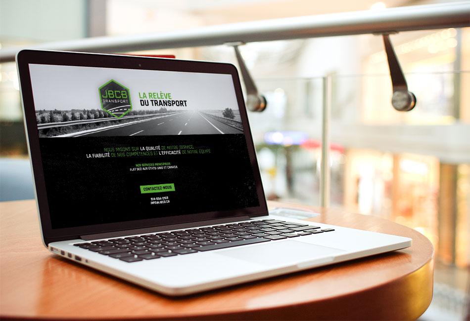 Conception et intégration d'un site web pour JBCB,
