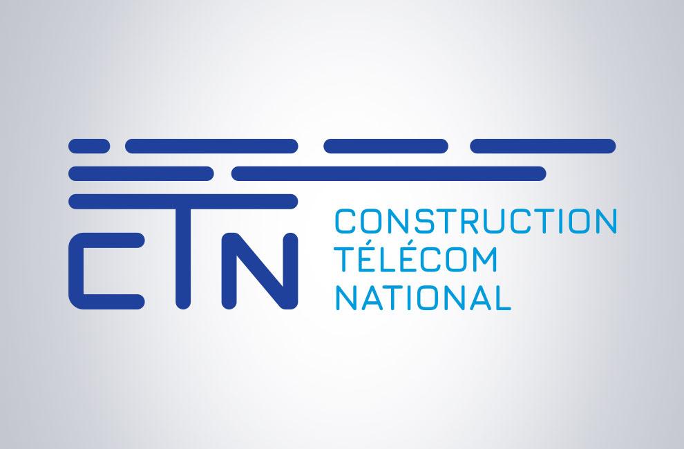 Création de logo pour le CTN, graphiste, conception graphique