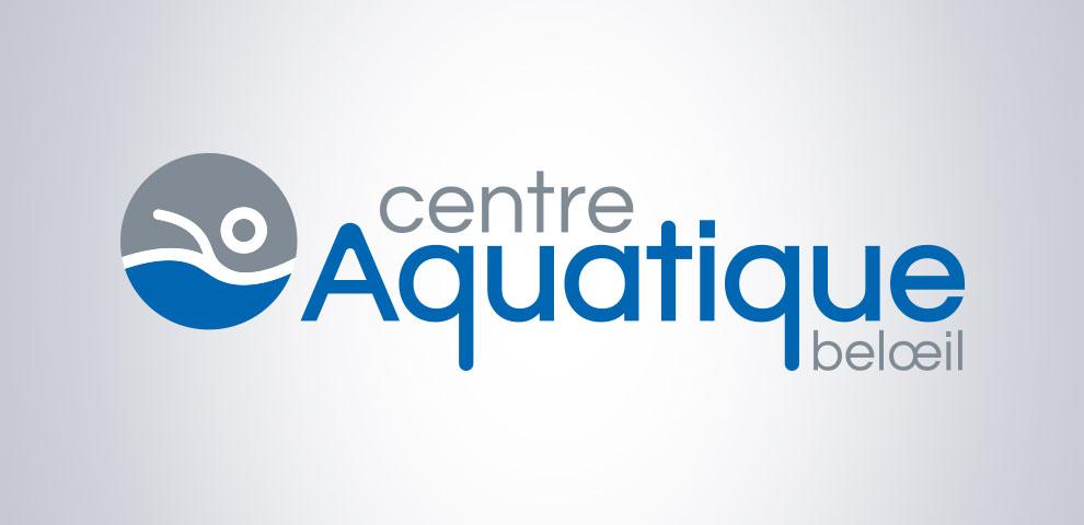 Création de site web pour le centre aquatique beloeil, graphiste