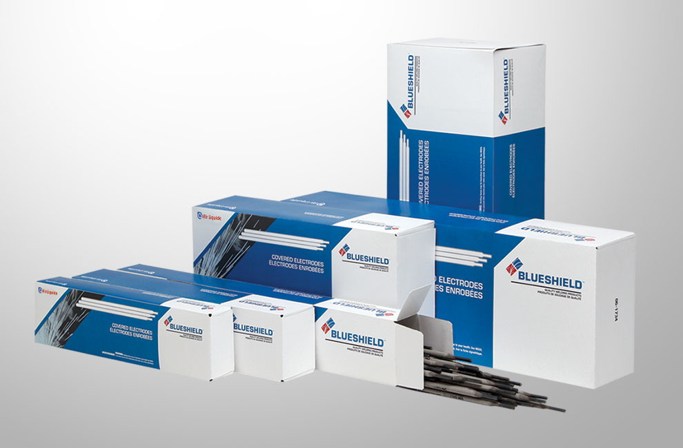 Packaging pour blueshield, graphiste, emballage